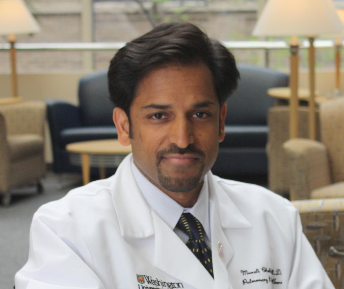 Edit Clinician Murali Chakinala, M D , FCCP | HHT Foundation