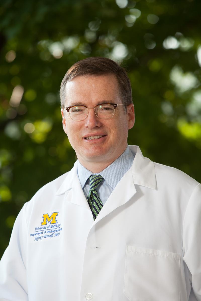 Edit Clinician Jeffrey Terrell, M D  | HHT Foundation